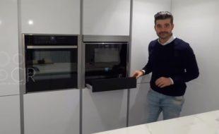 Cocinas en León | tu tienda SANTOS en León | Cocinas Cjr
