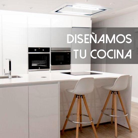 Diseñamos tu cocina