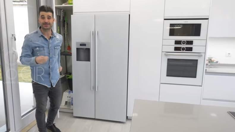 Cocina abierta al salón