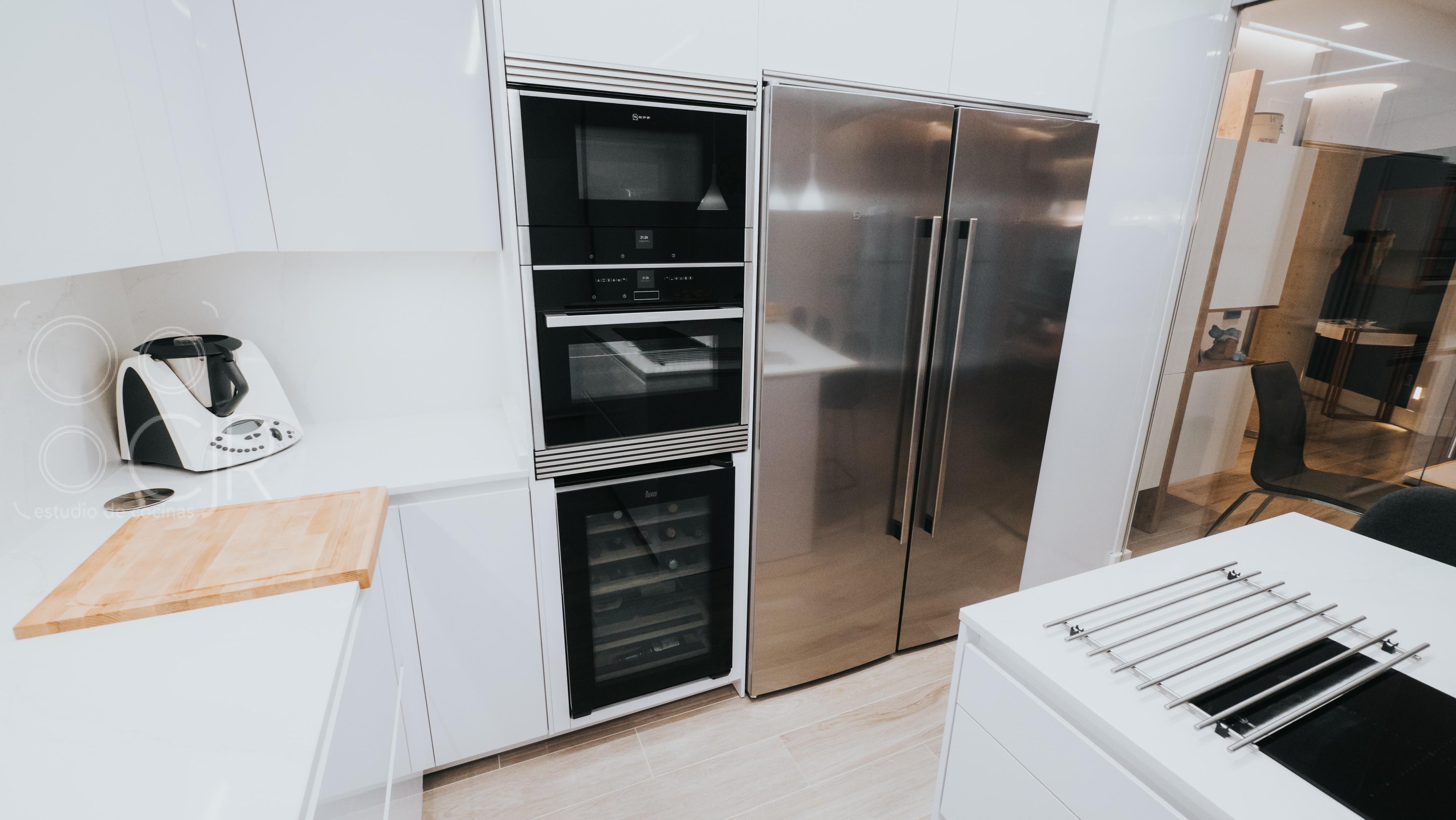 termomix en cocinas modernas