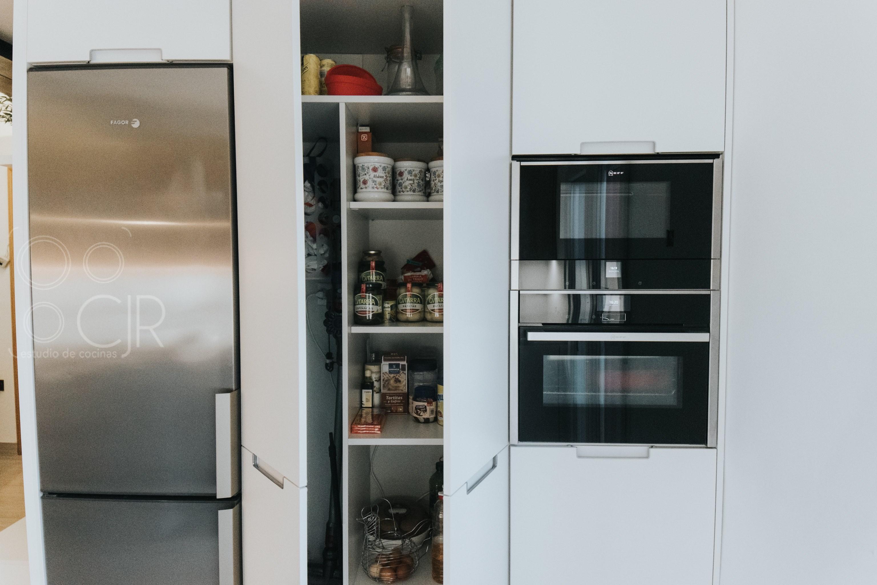 despensero para cocina