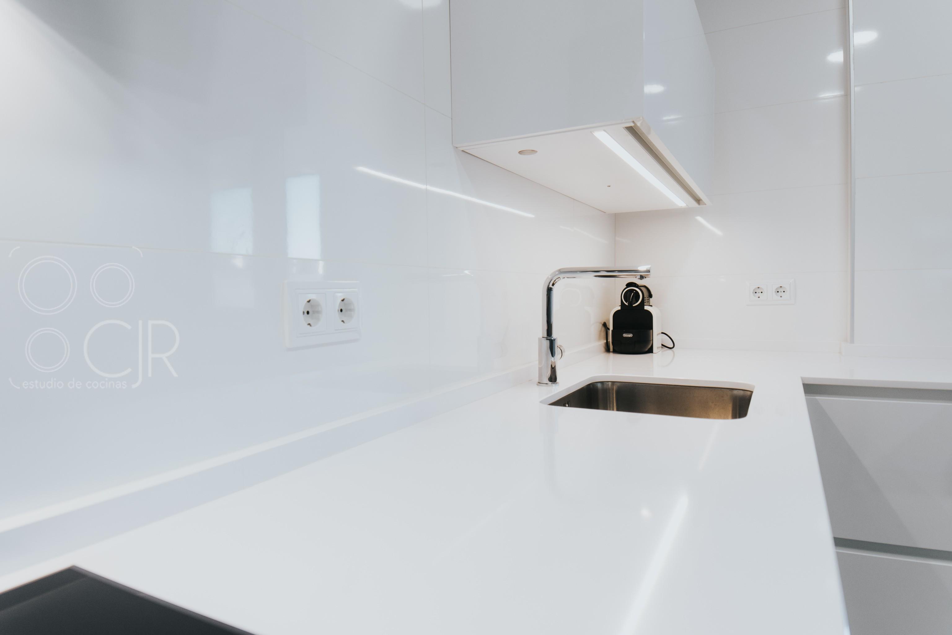 iluminicion led para cocina