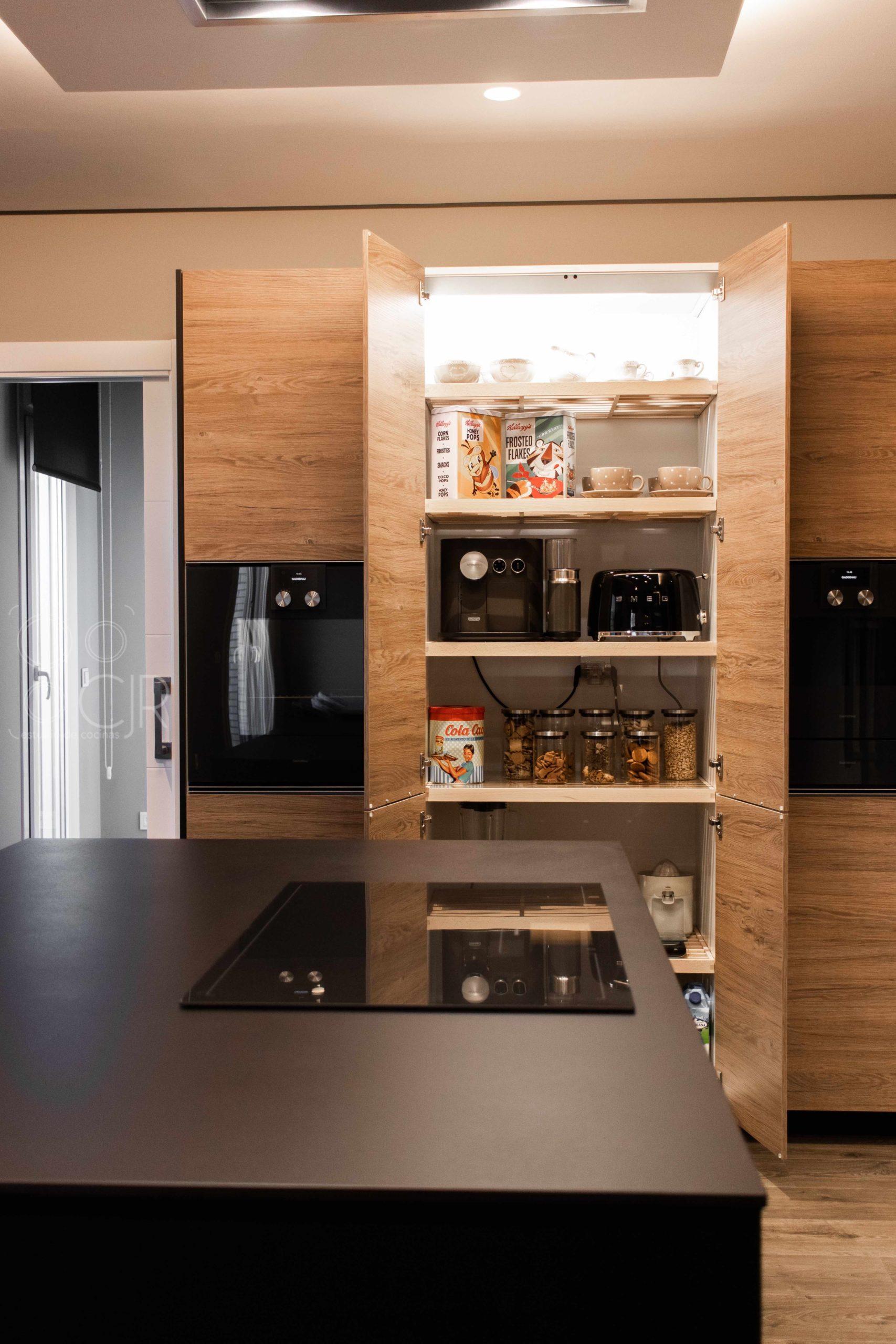 como organizar tu cocina