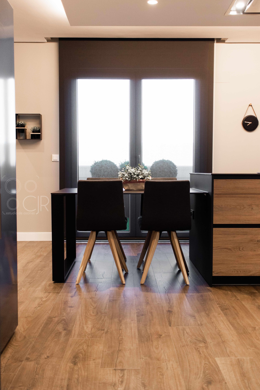mesa cocina con isla