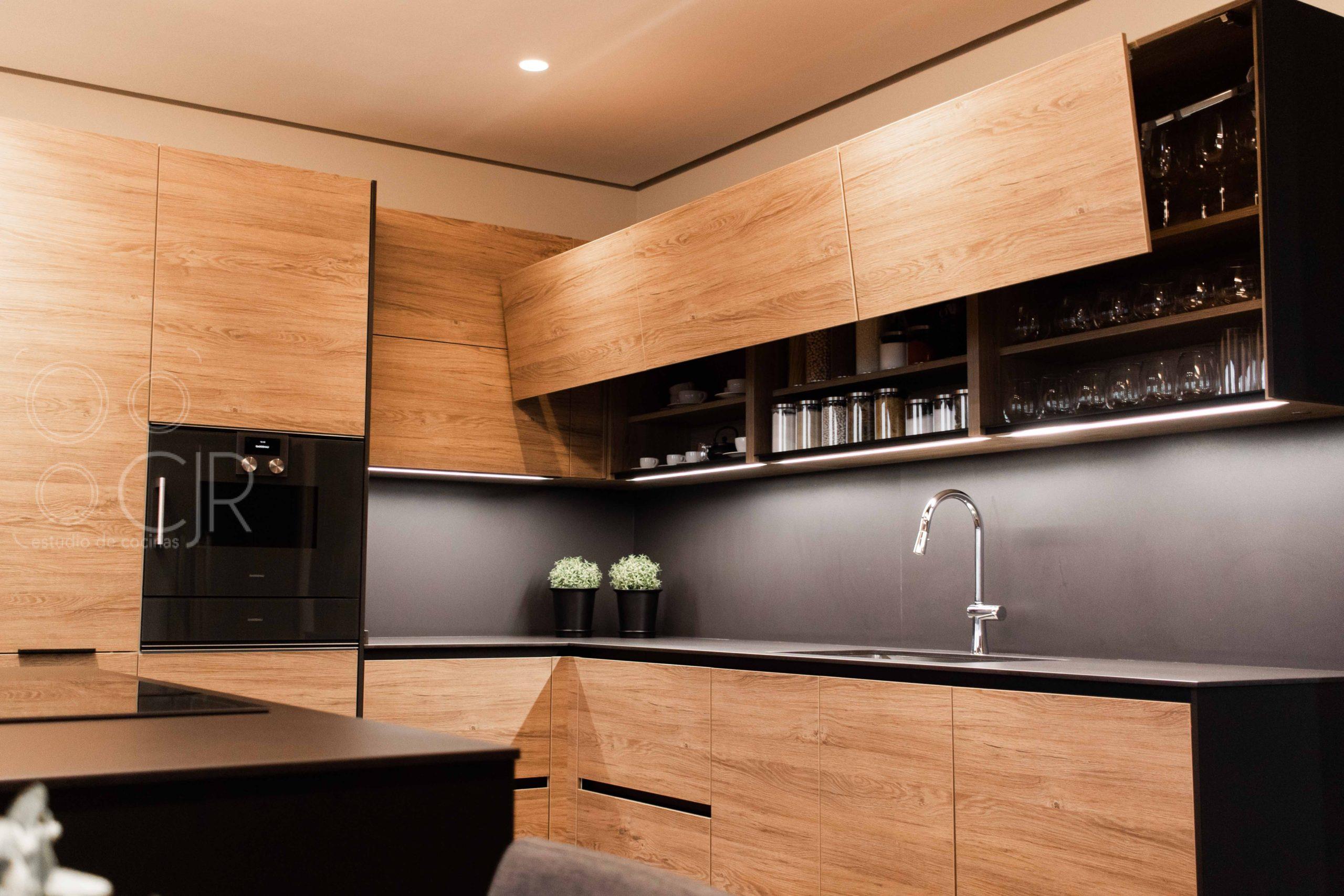 muebles plegables para cocina