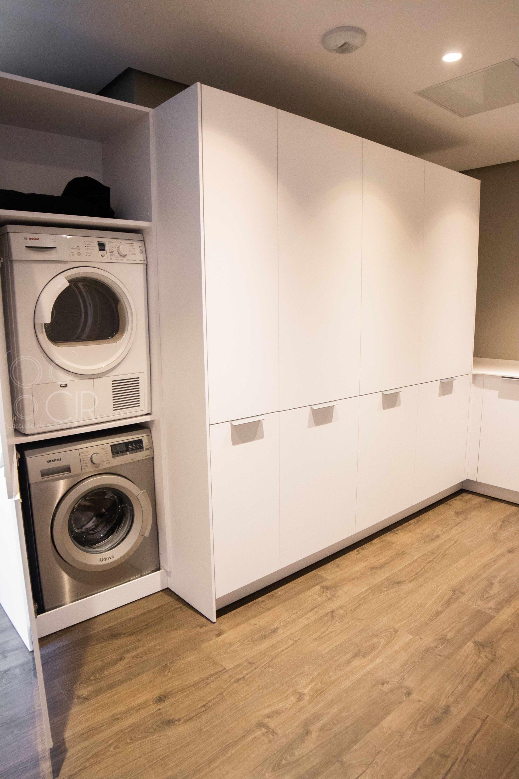 sala de lavado en casa